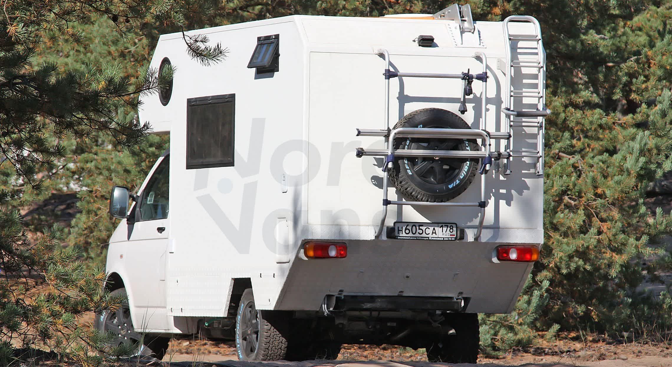 Автодом на основе Volkswagen Transporter