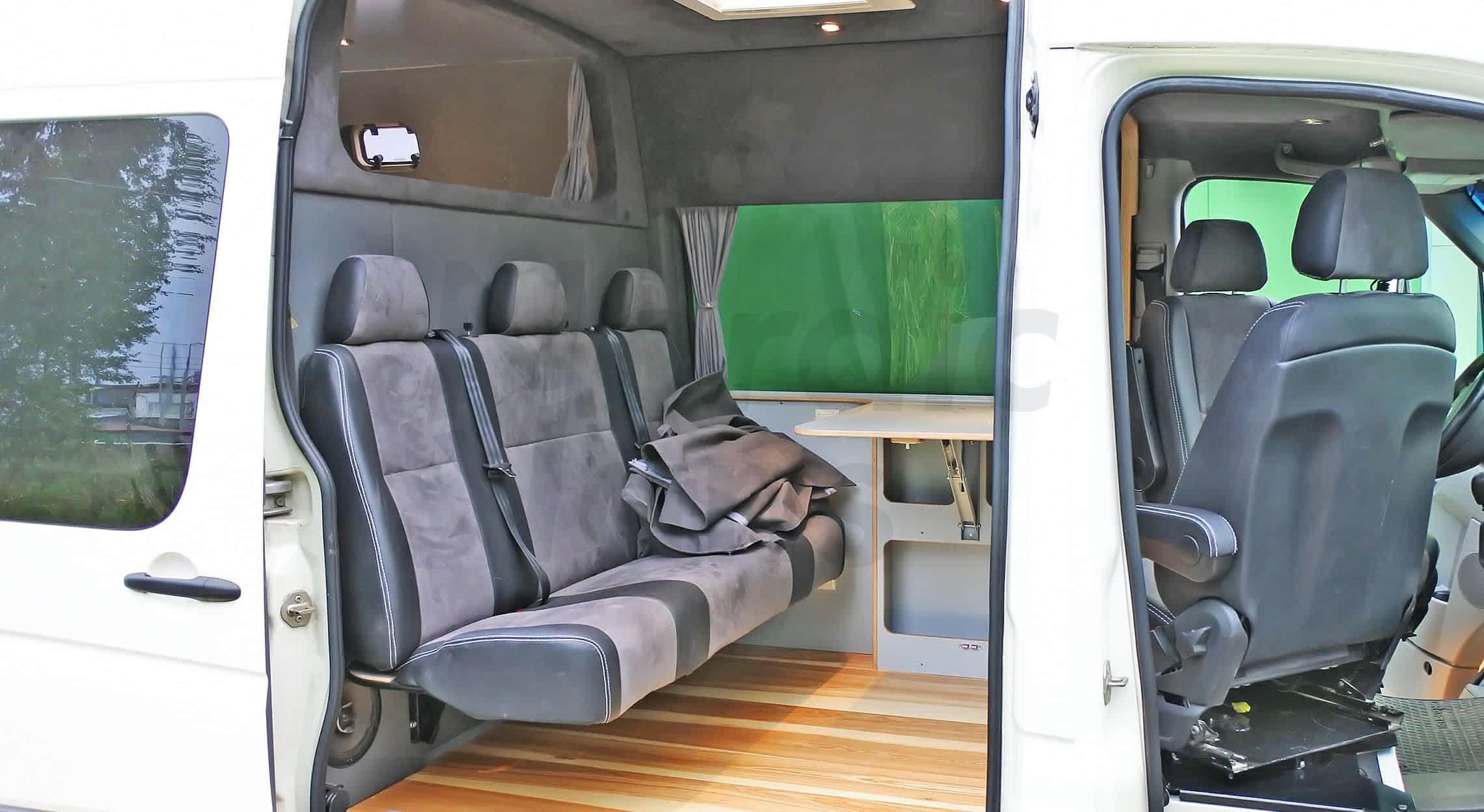 Грузопассажирские и пассажирские фургоны