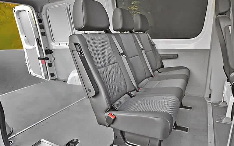 Кресла для фургона